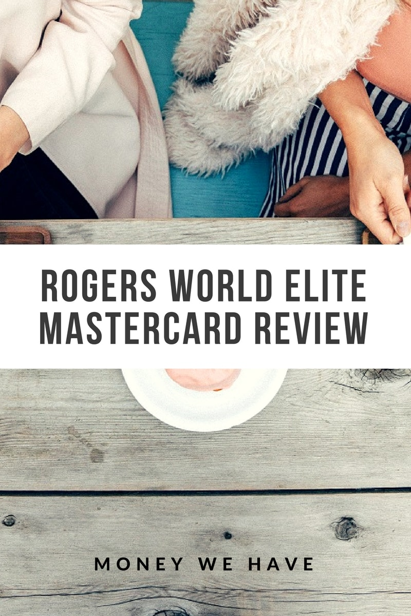 Rogers World Elite Mastercard Review
