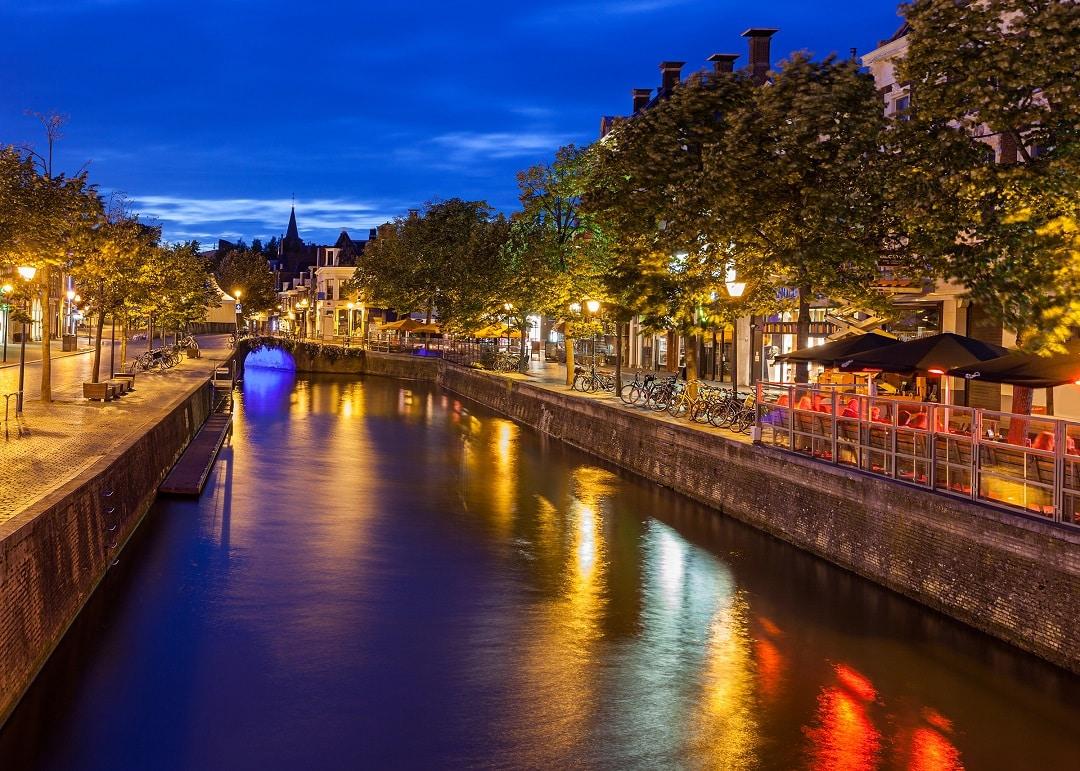 3. Friesland, the Netherlands