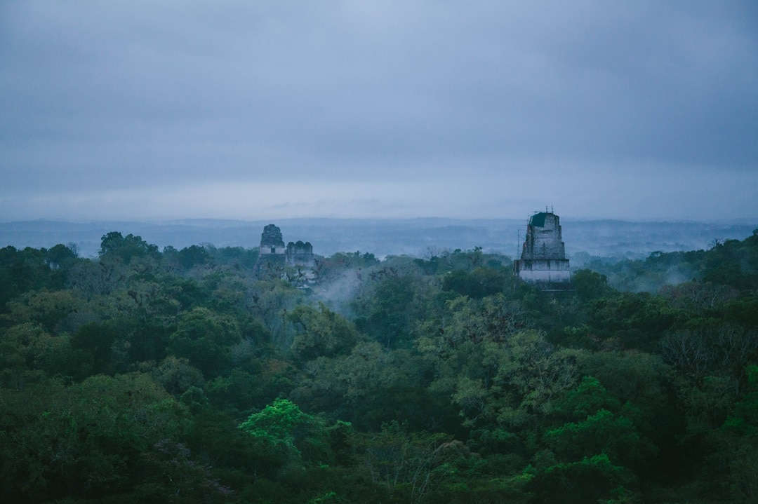 Star Wars Locations Guatemala