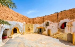 Star Wars Locations Tunisia