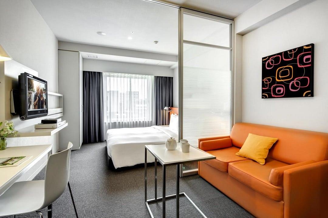 best apartments in Tokyo Citadines Shinjuku Tokyo