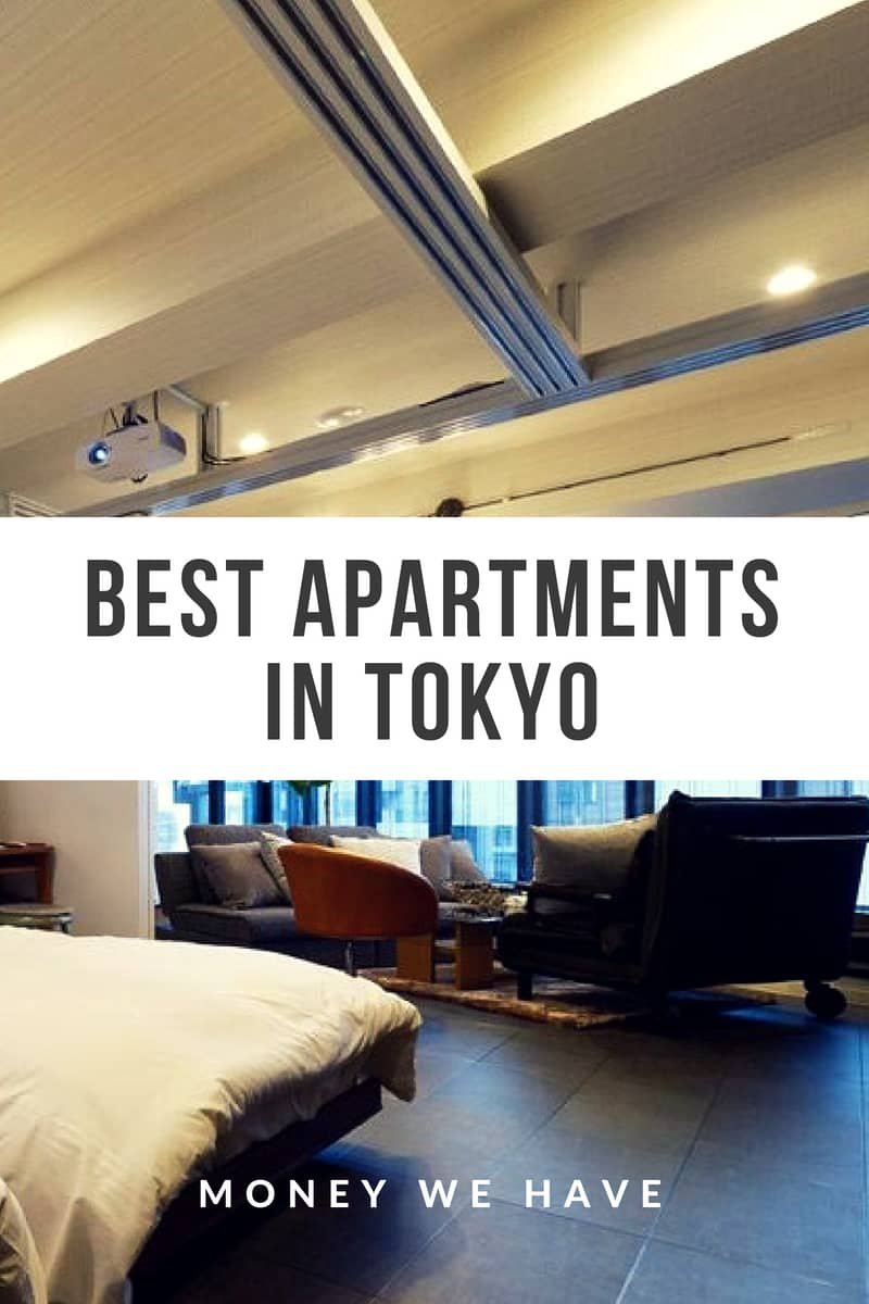 Best Apartments in Tokyo for Travellers | Your Insiders Guide