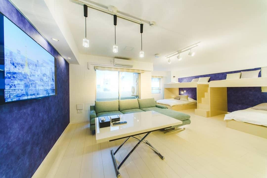 cheap aparments in Tokyo Hotel Axas Nihonbashi