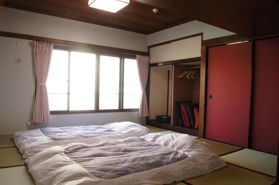 cheap apartments in Tokyo Asakusa Shinobi House