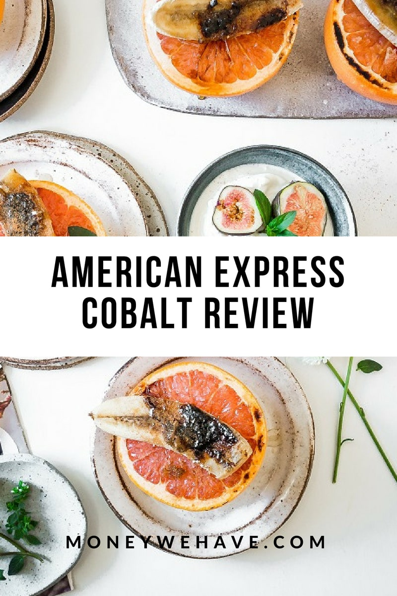 Amex Cobalt Review