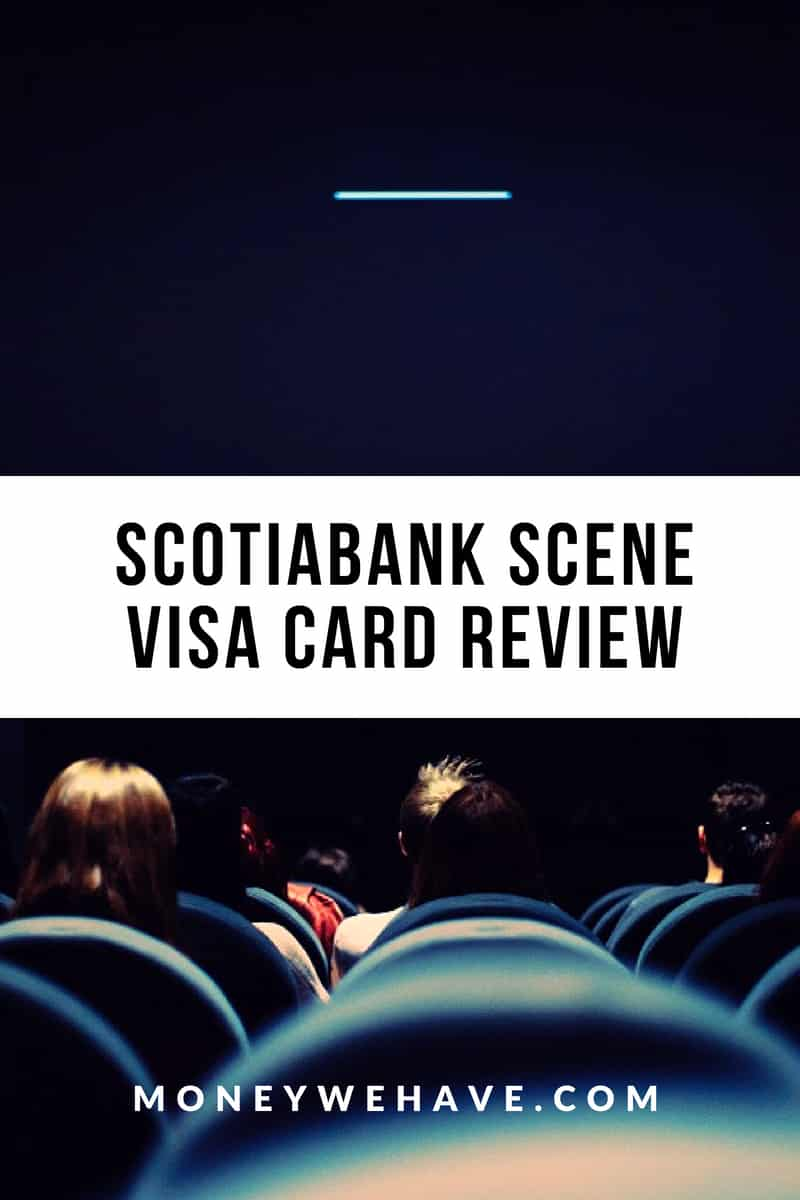Scotiabank Scene Visa Card Review