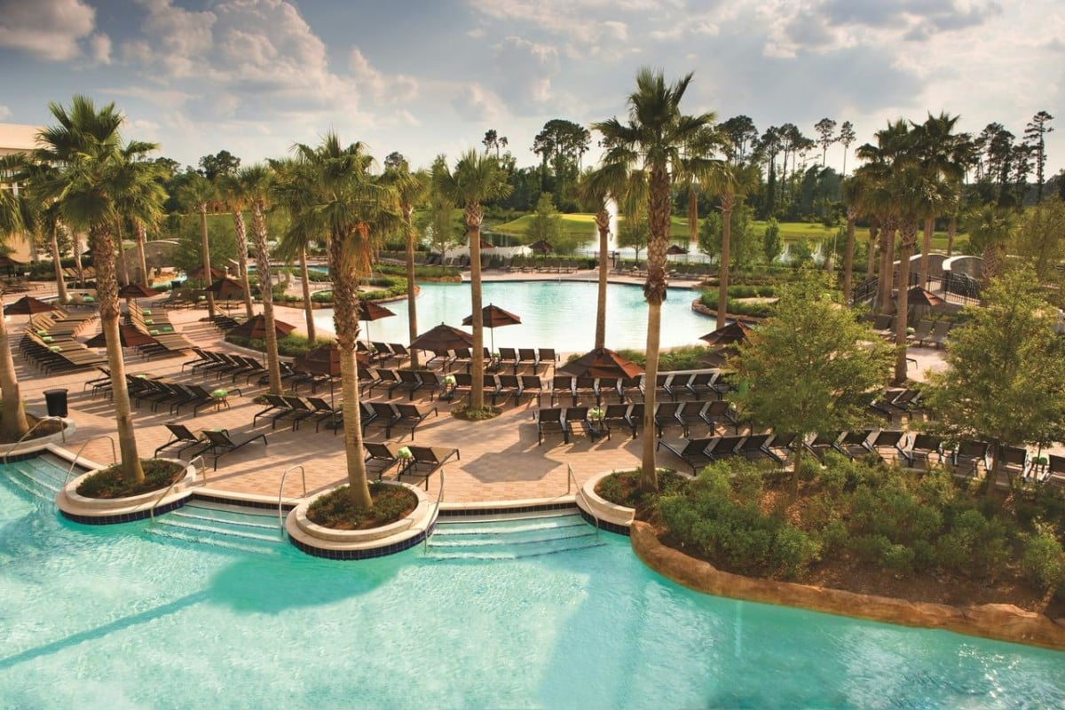 Best Hotels Near Disney World with a Shuttle - Bonnet Creek