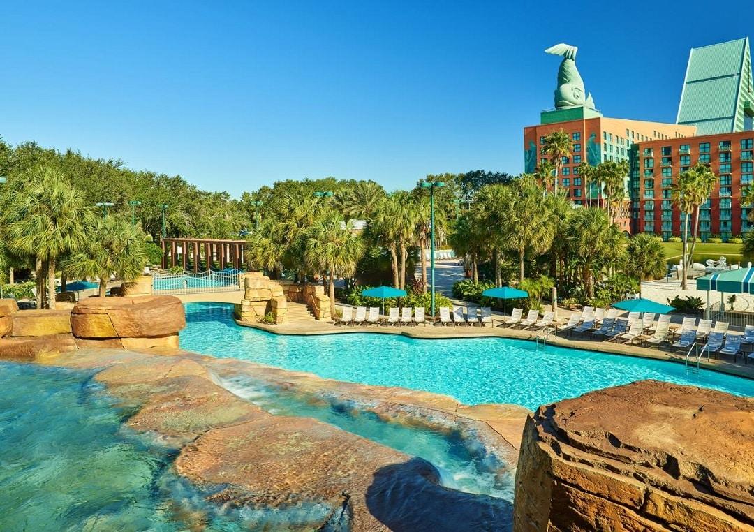Best Hotels Near Disney World With A Shuttle Swan