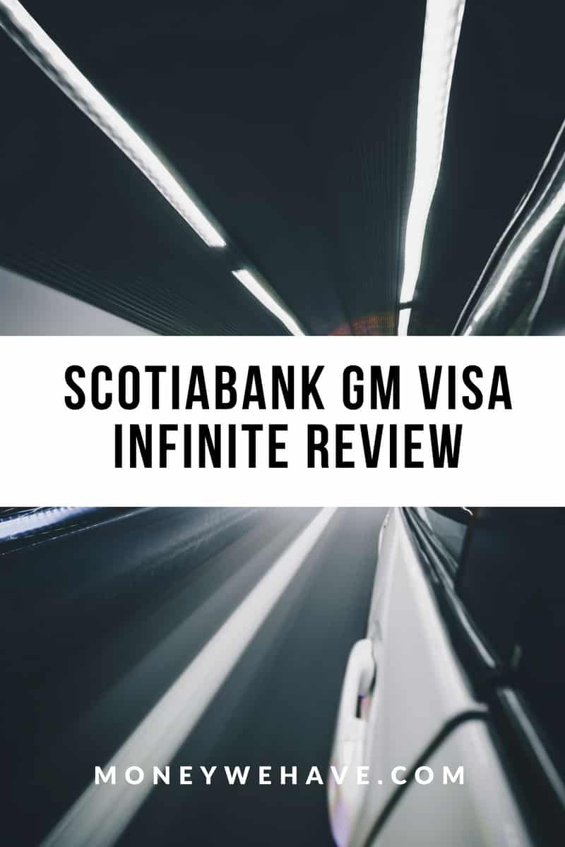 Scotiabank GM Visa Review