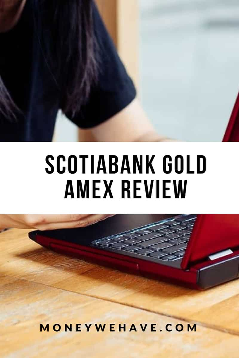 Scotiabank Gold Amex Review