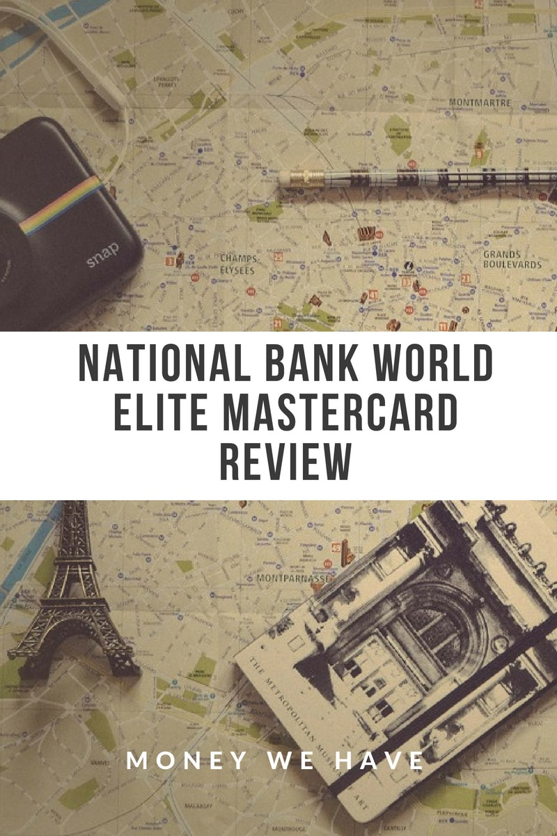 National Bank World Elite Mastercard Review
