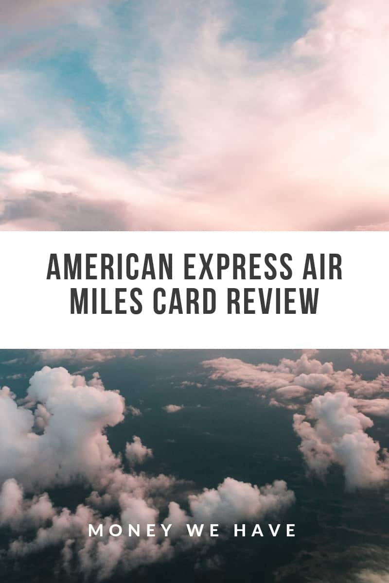 American Express AIR MILES Card Review