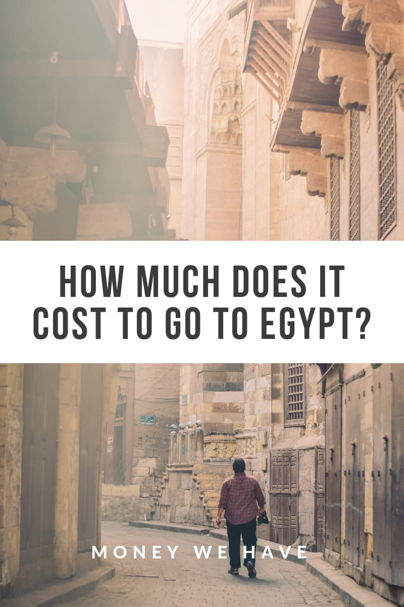 How Much Does it Cost to go to Egypt?