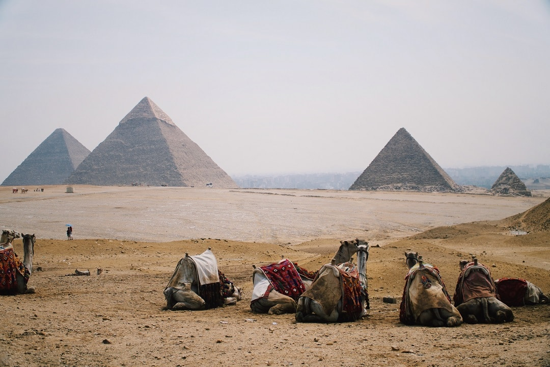 How much does it cost to go to Egypt pyramids