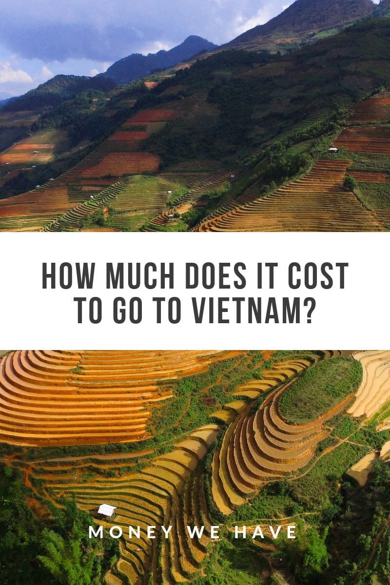 How Much Does it Cost to go to Vietnam?