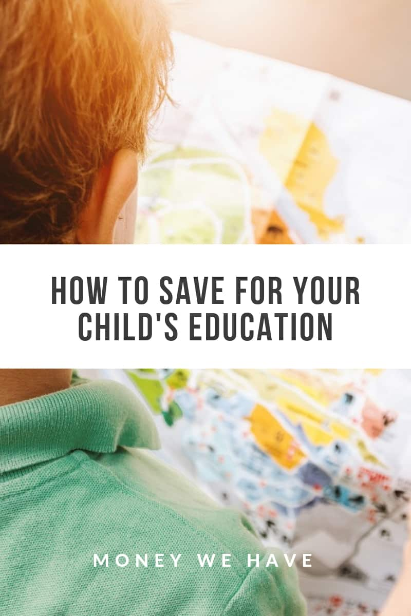 5 Ways to Save for Your Child\'s Education