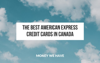The best American Express credit cards