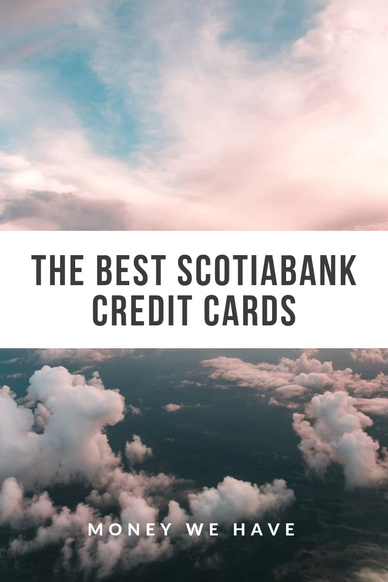 The Best Scotiabank Credit Cards in Canada