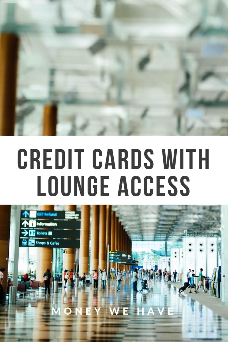 The Best Credit Cards With Lounge Access