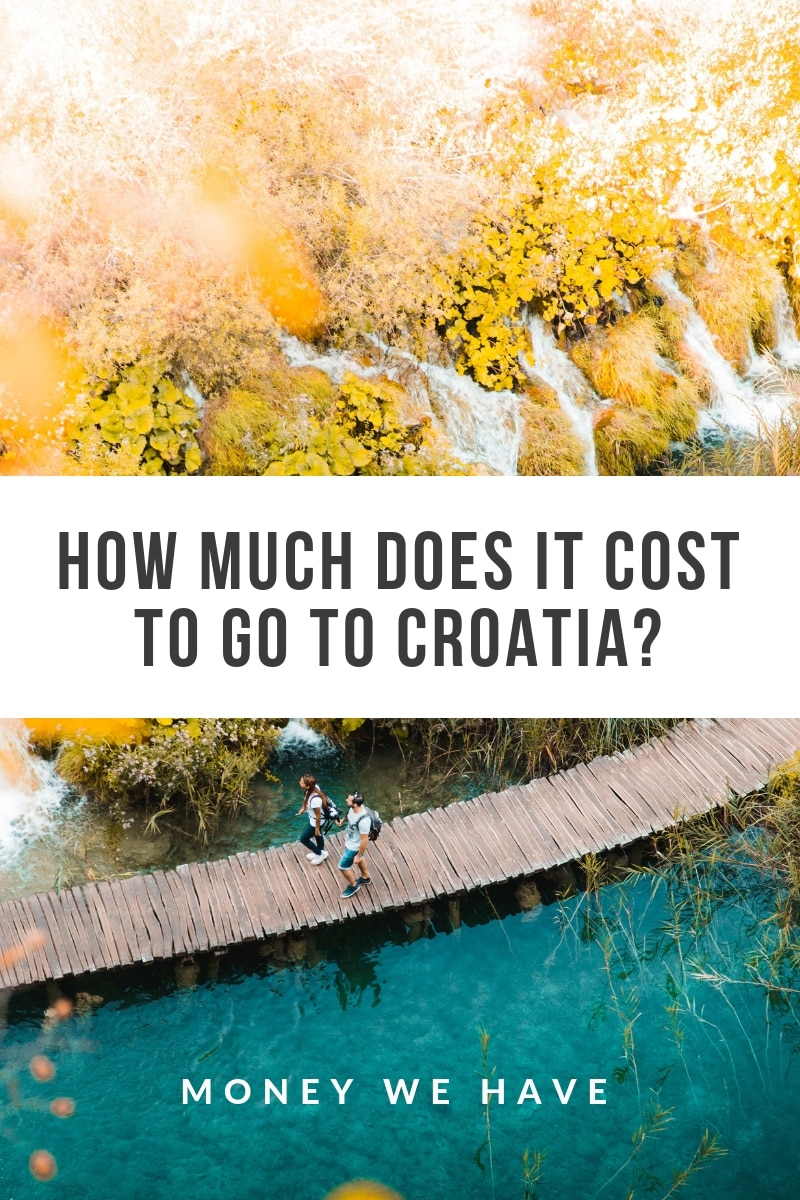 How Much Does it Cost to go to Croatia?
