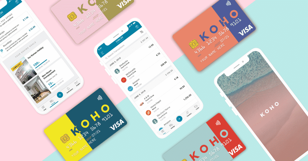 KOHO referral code