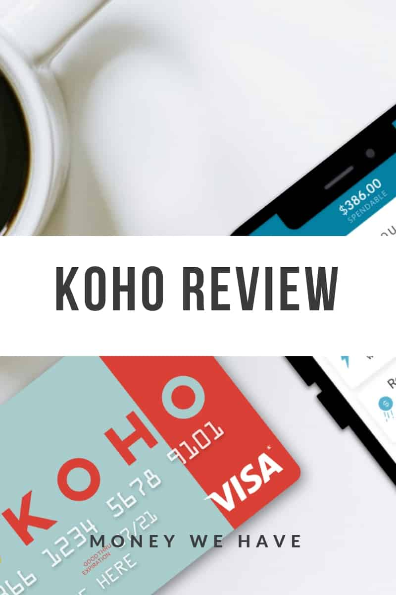 KOHO Review | Get $20 for free