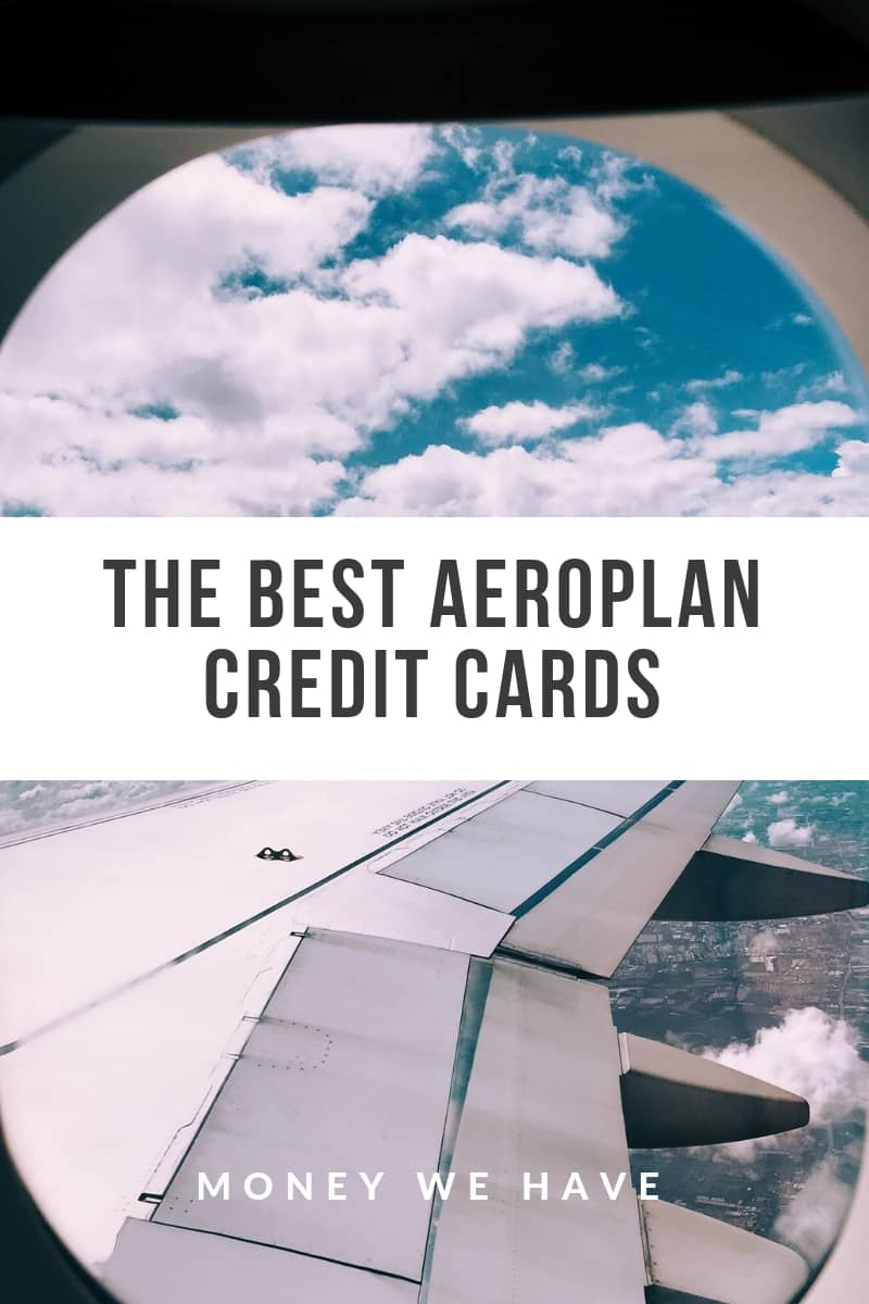 The Best Aeroplan Credit Cards