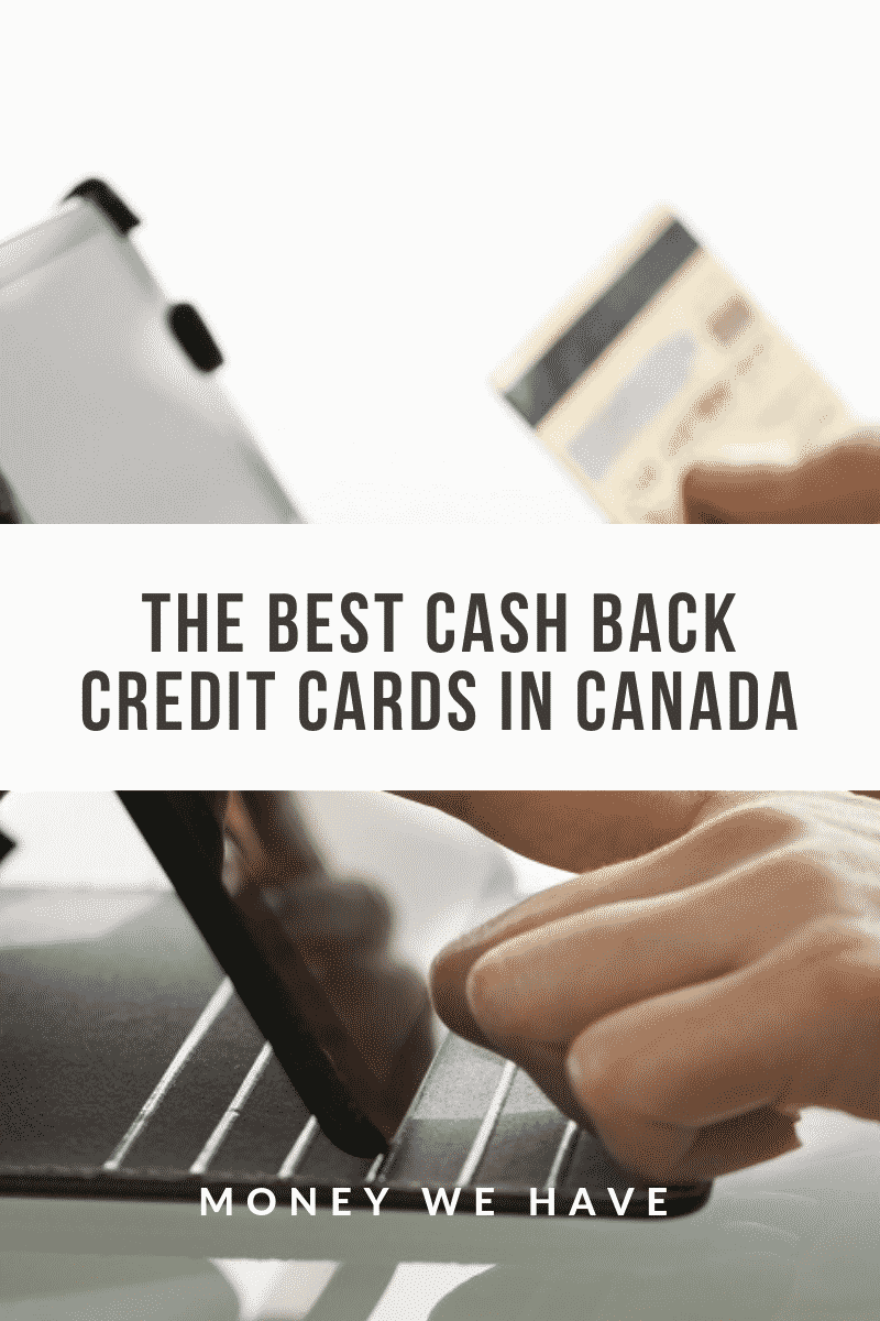 The Best Cash Back Credit Cards in Canada