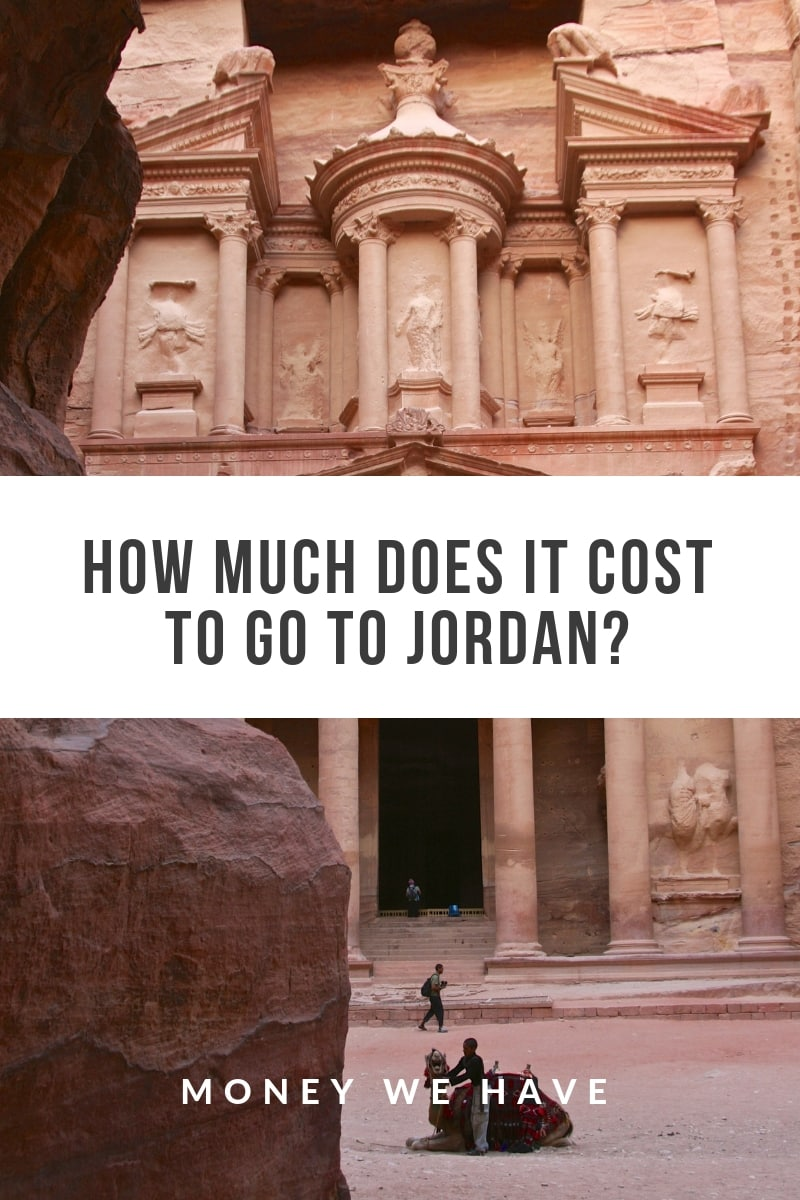 How Much Does it Cost to go to Jordan?