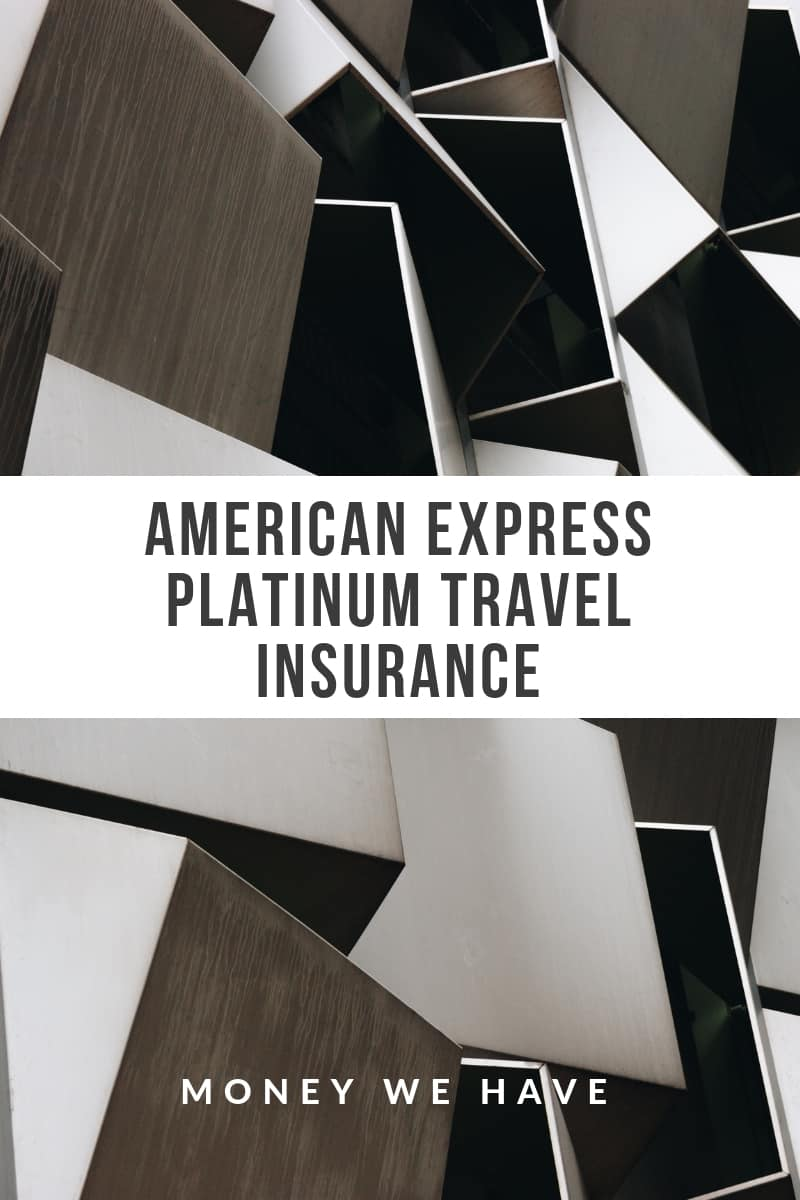 American Express Platinum Travel Insurance