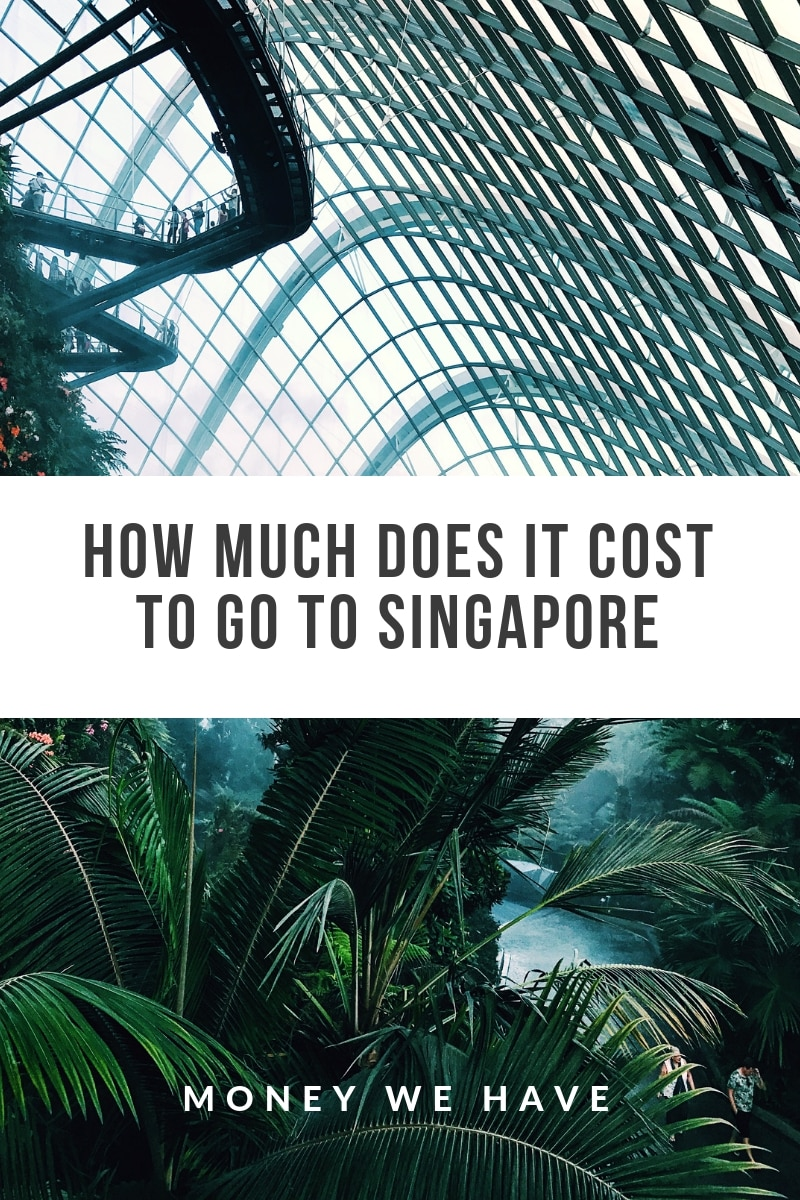 How Much Does it Cost to go to Singapore?