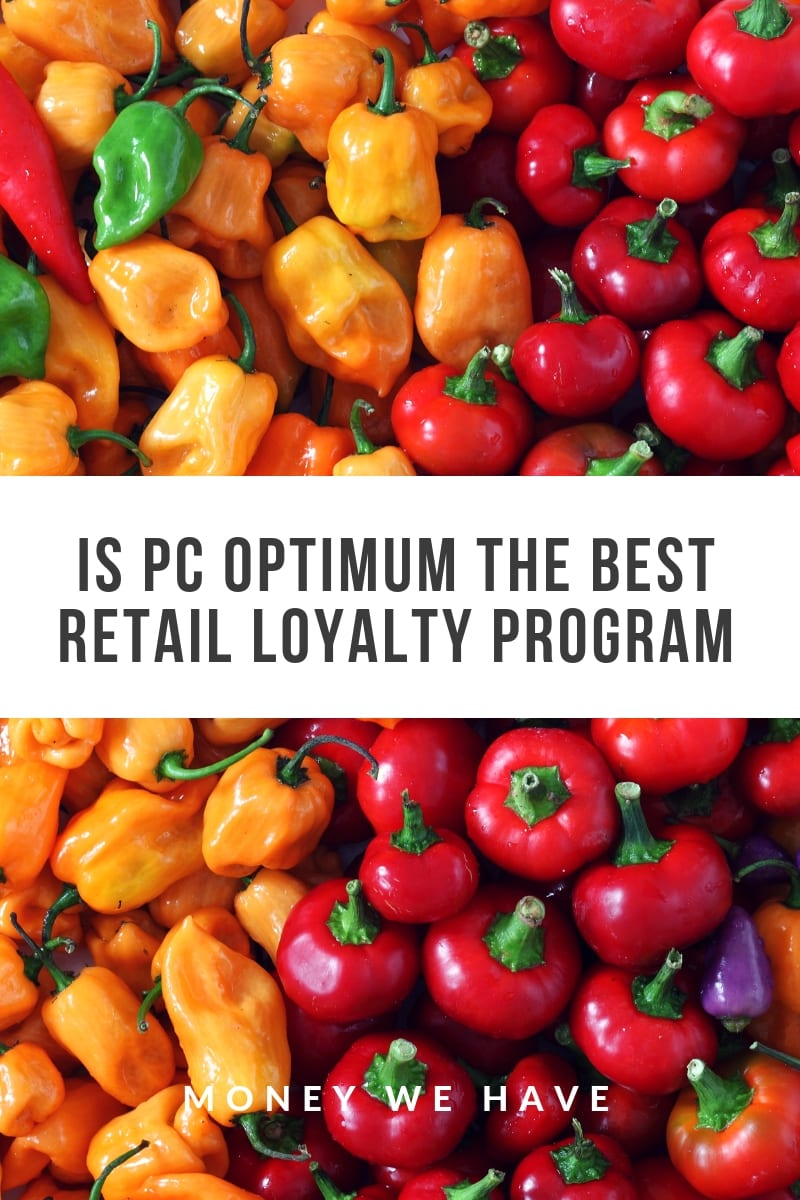 IS PC Optimum the Best Retail Loyalty Program?