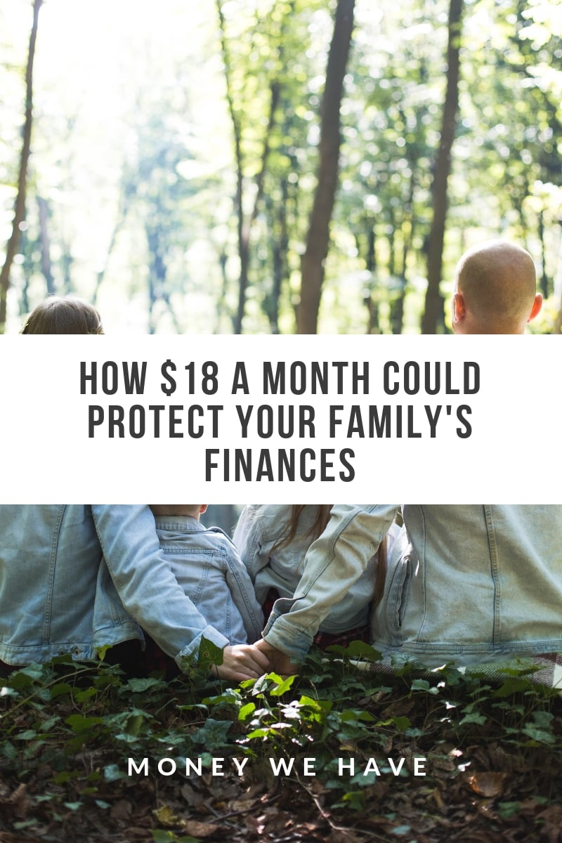 How $18 a Month Could Protect Your Family\'s Finances