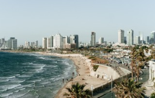 how much does it cost to go to israel beach