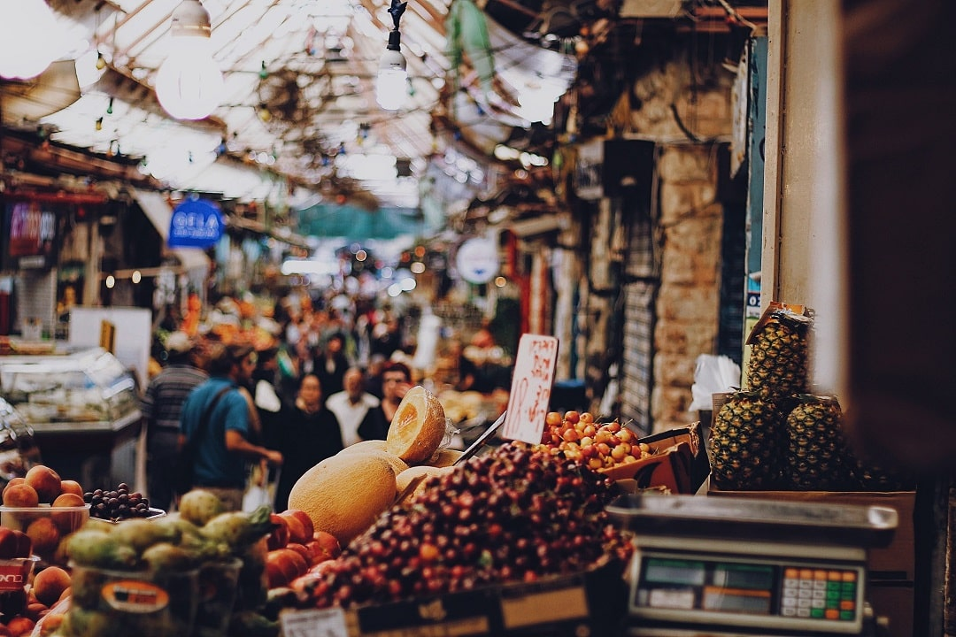 how much does it cost to go to israel market