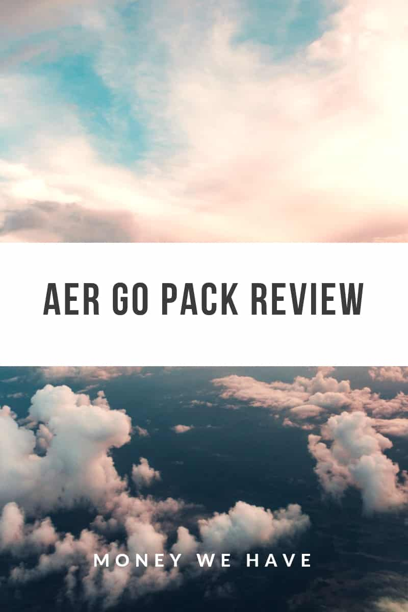 Aer Go Pack Review