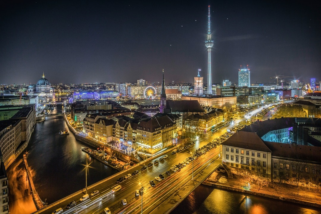 How much does it cost to go to Germany berlin