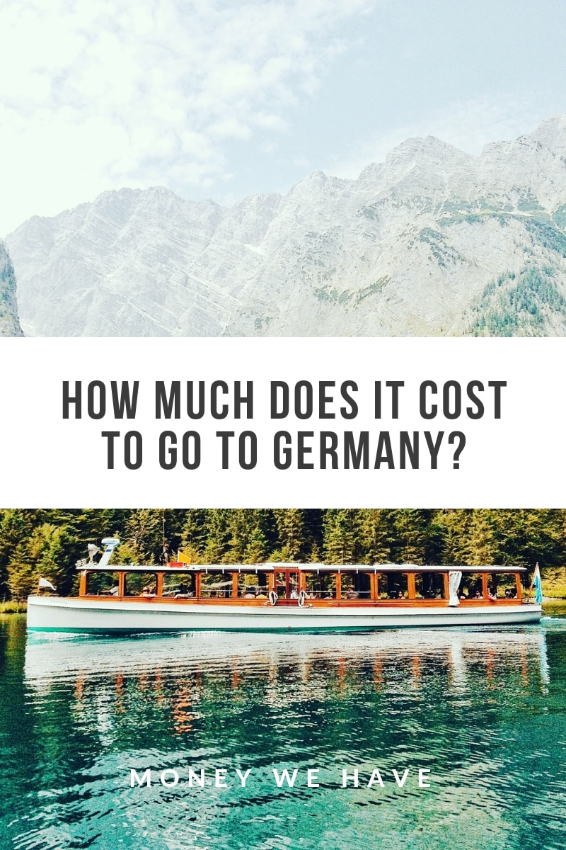 How Much Does it Cost to go to Germany?