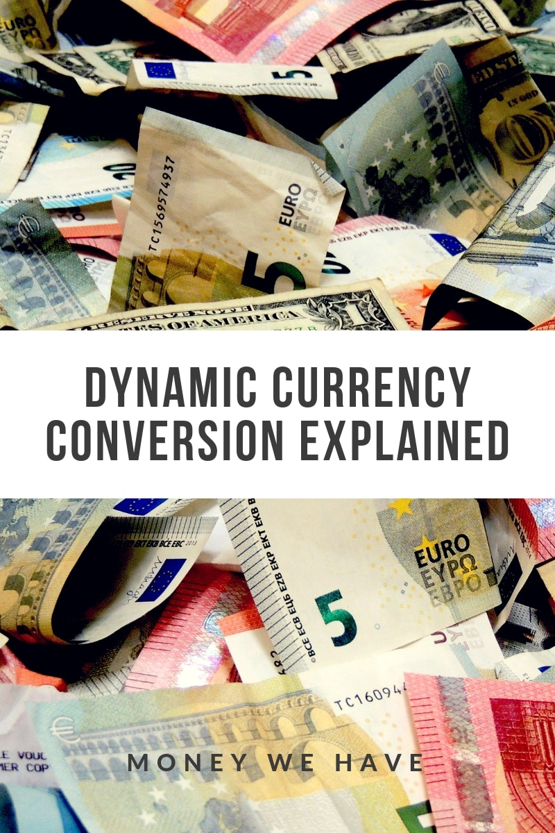 Dynamic Currency Conversion Explained