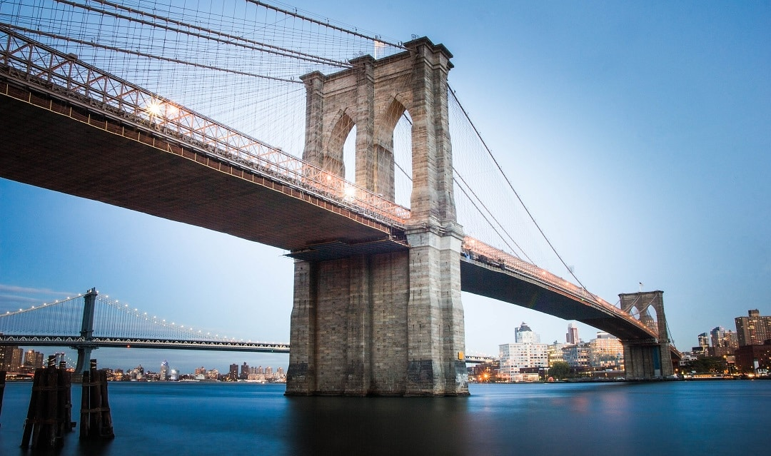 How Much Does It Cost to Go To New York City bridge
