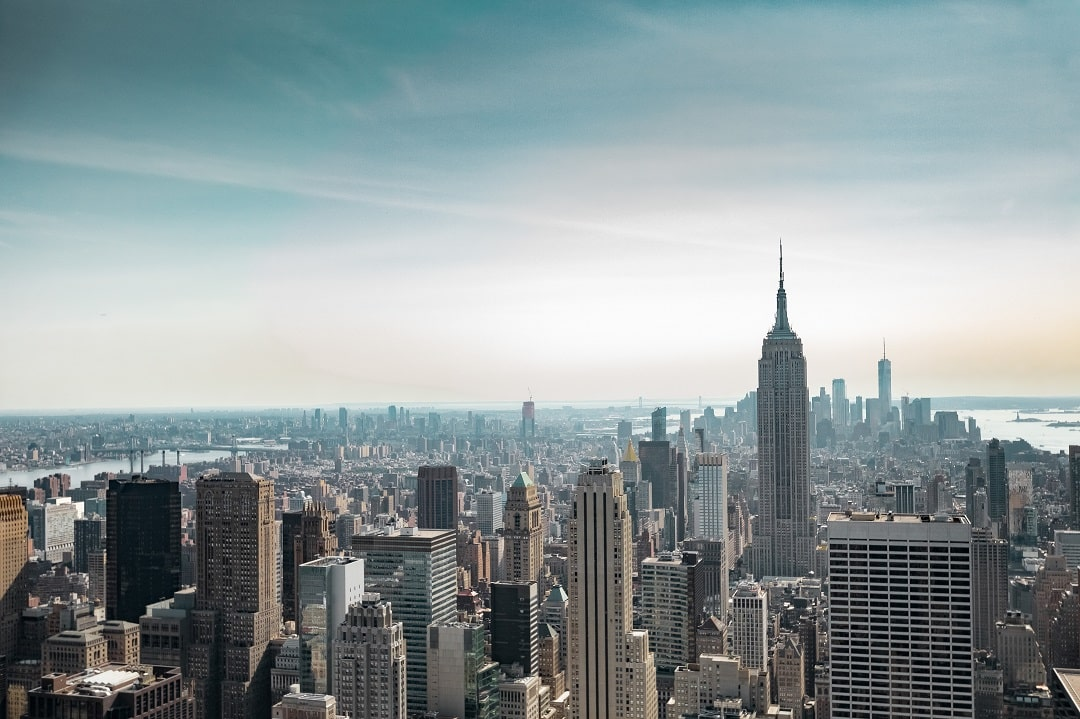 How Much Does It Cost to Go To New York City skyline