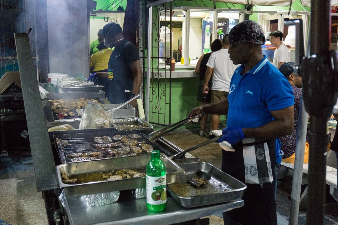how much does it cost to go to barbados fish fry