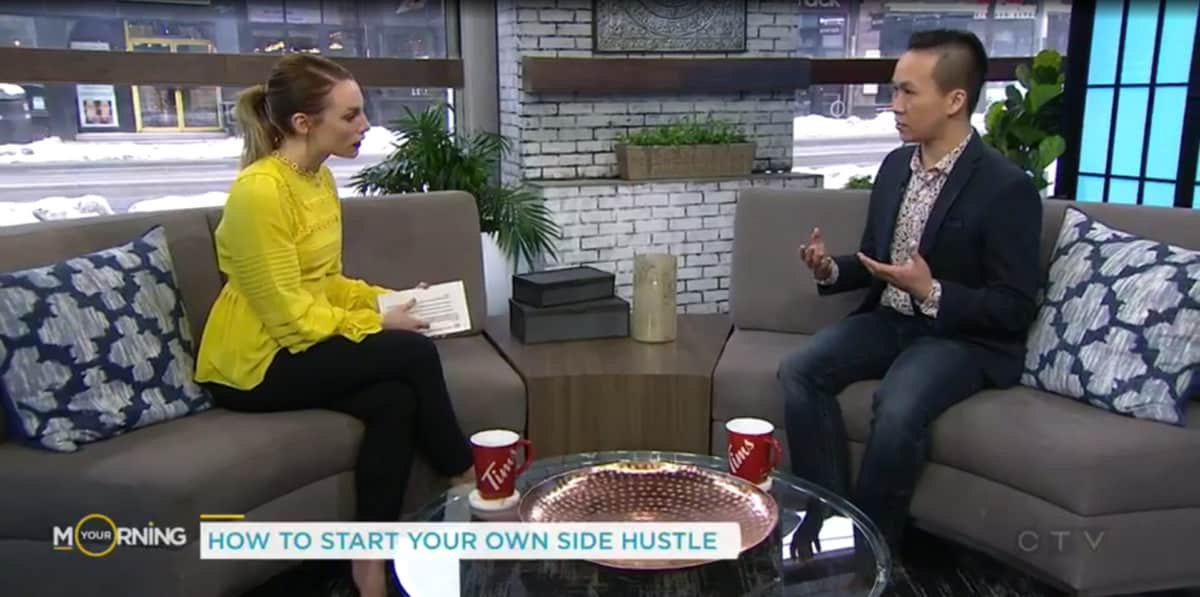 CTV Your Morning - Side Hustle