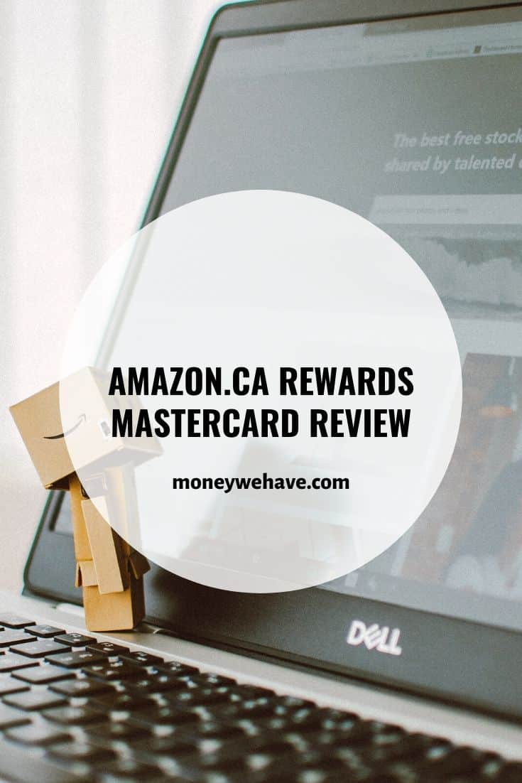 Amazon.ca Rewards Mastercard Review