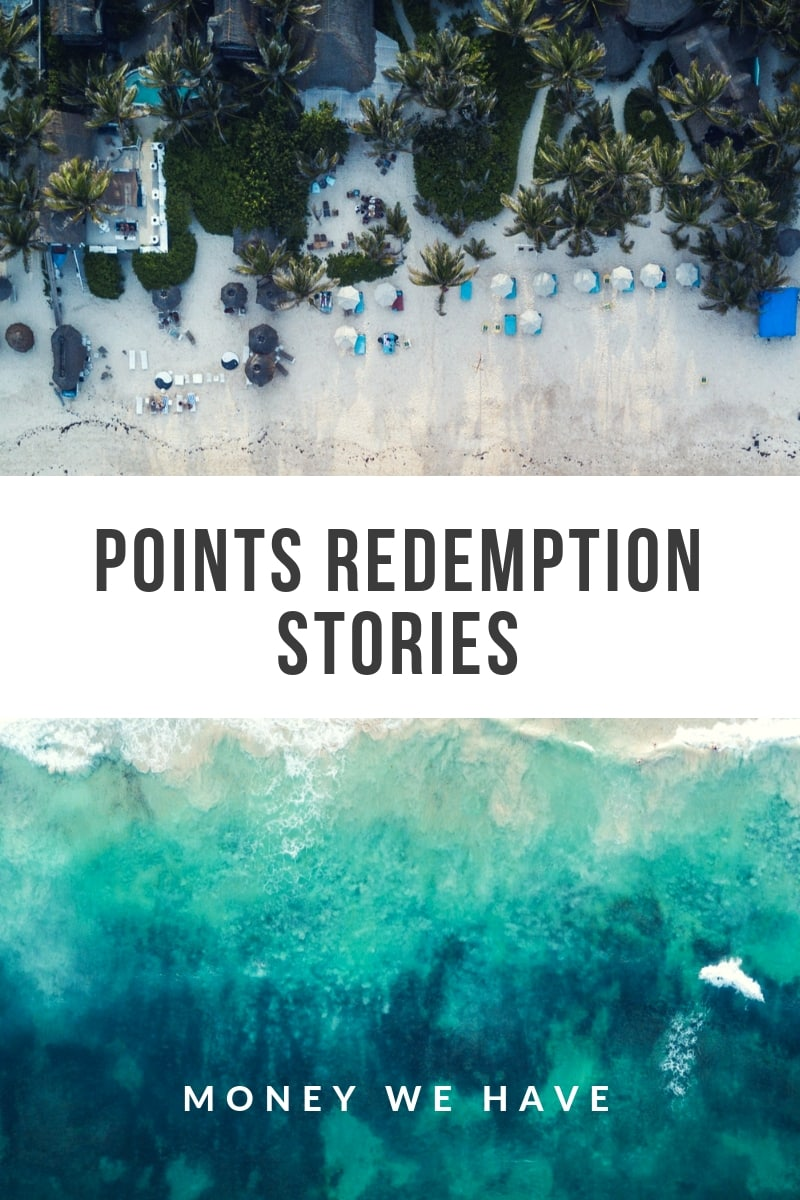 Points Redemption Stories