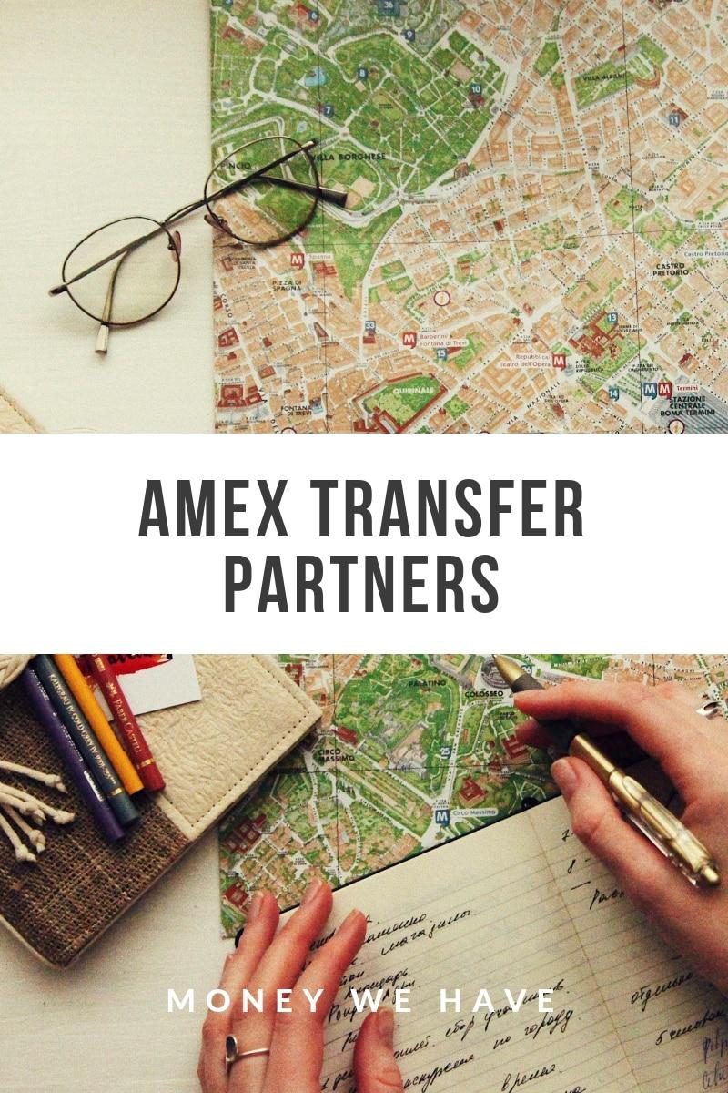Amex Transfer Partners