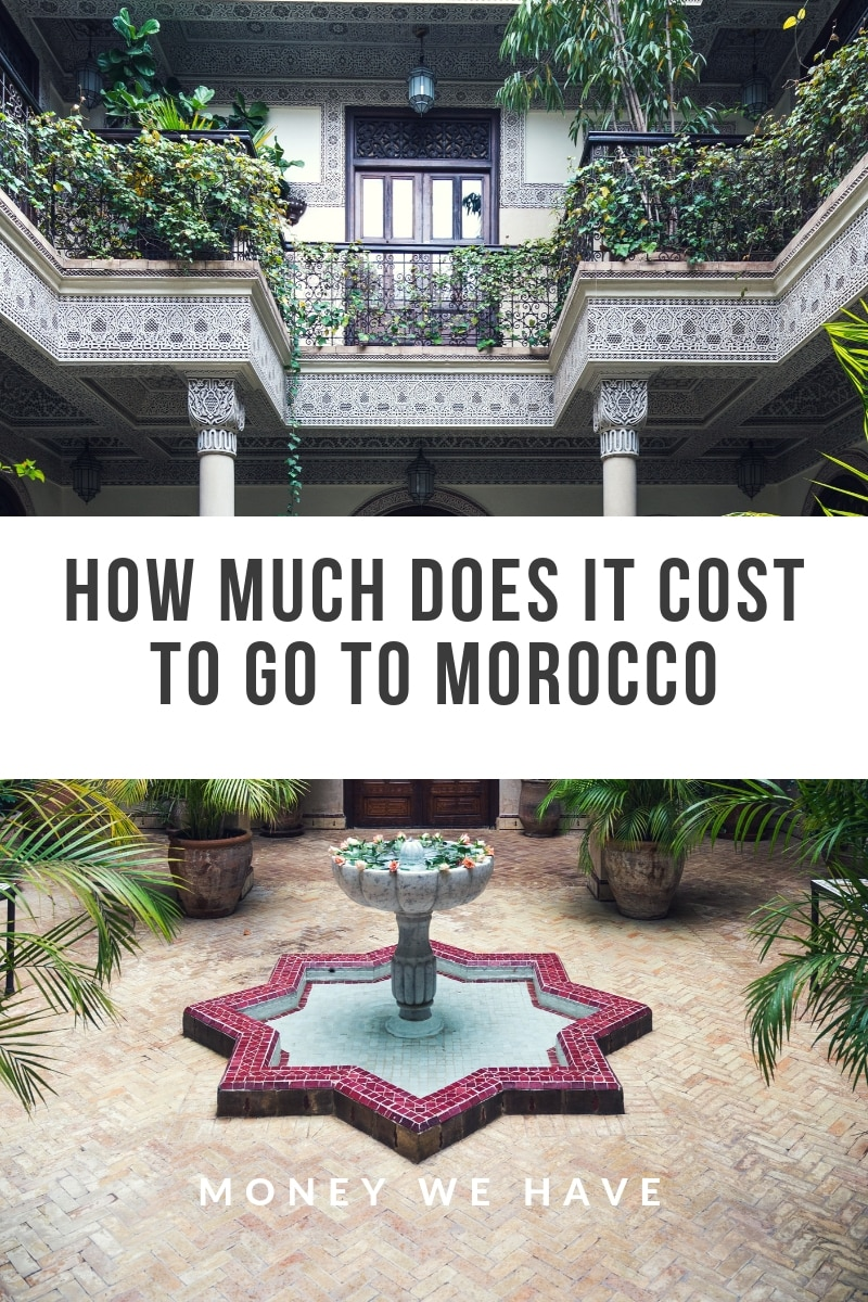 How Much Does it Cost to go to Morocco?