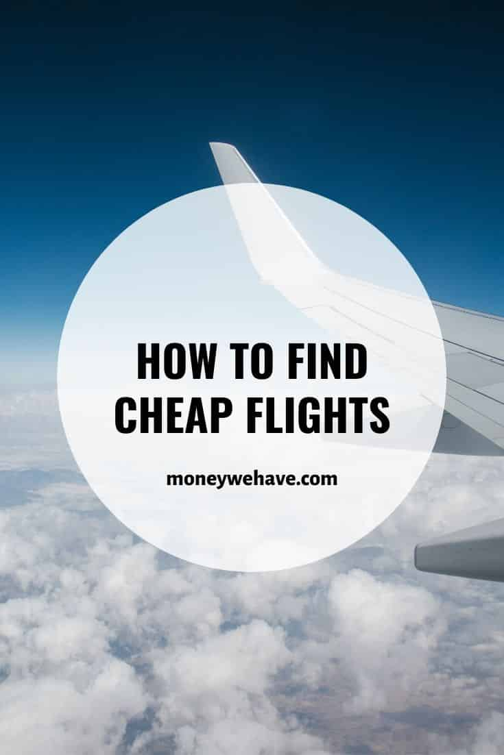 The cost of travel: How to find cheap flights