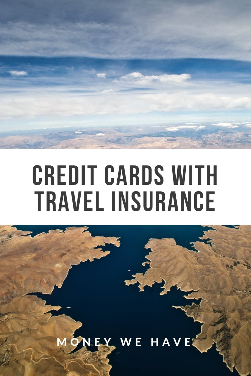 The Best Credit Cards With Travel Insurance