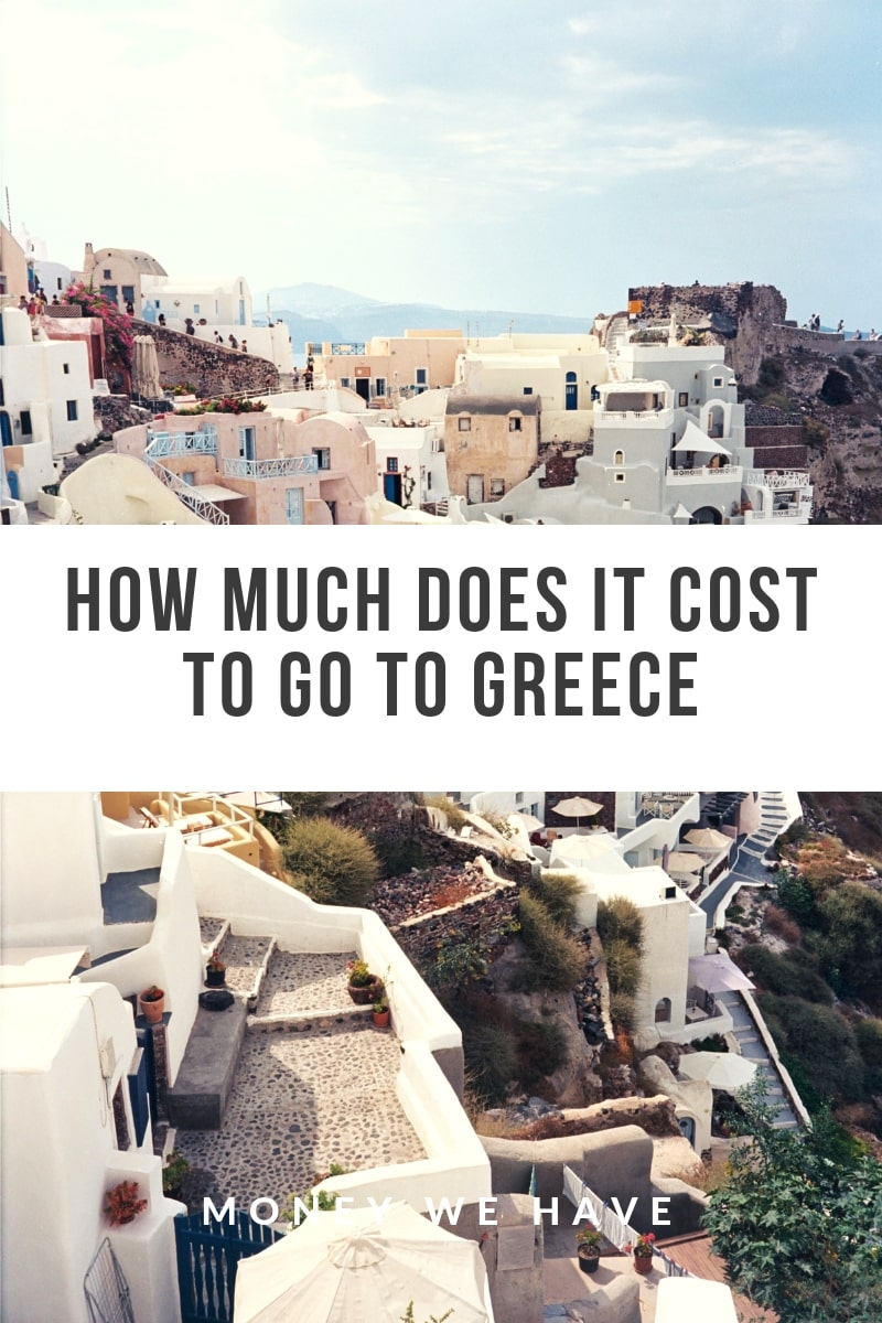 How Much Does it Cost to go to Greece?